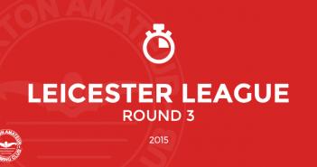 BurtonASC Leicester League Round 3 Times and Report 2015