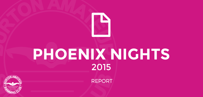 BurtonASC Phoenix Nights 2015 Report