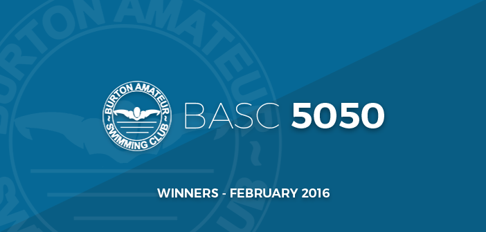 BASC 5050 Thumbnail Lottery Winners February 2016