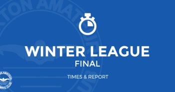 BurtonASC Winter League Final 2016