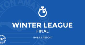 BurtonASC Winter League Final 2016