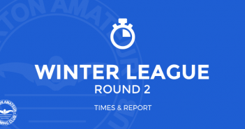 Winter League Round 2 2016 BurtonASC