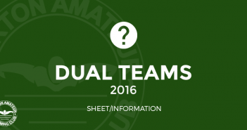 BurtonASC Burton Swimming Club Dual Teams Sheet 2016