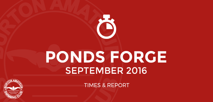 Ponds Forge September 2016 Times BurtonASC