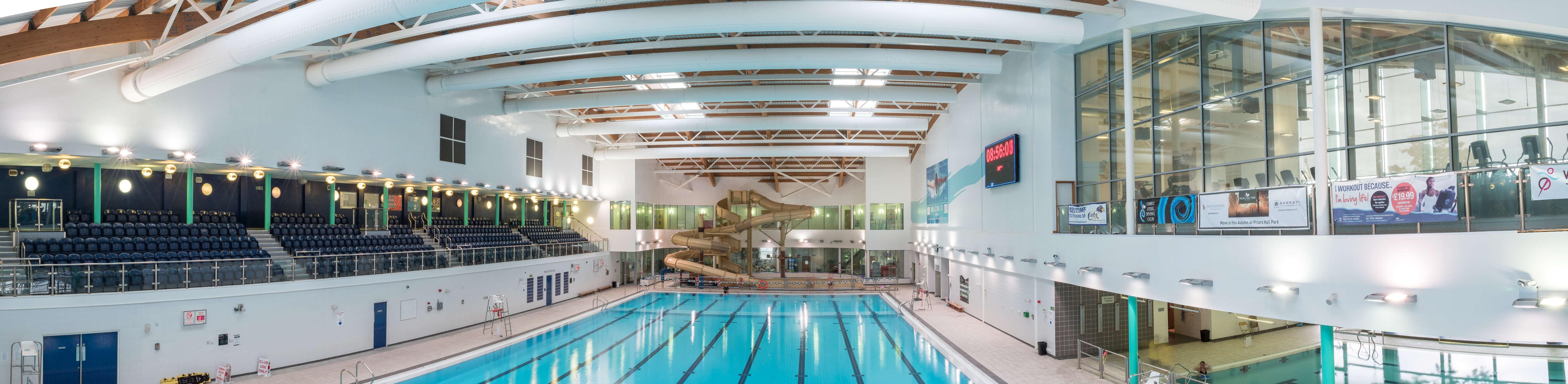 Corby International Pool Pano Compress