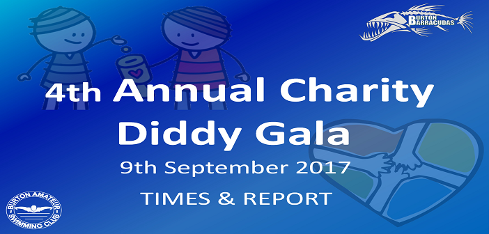 4th Annual Charity Diddy Gala: September 9th 2017 – Times and Report