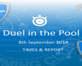 Duel in the Pool 2018 : Times & Report
