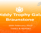 Diddy Trophy Gala – Braunstone February 2019: Times and Report
