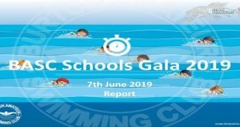 BASC Schools Gala – 2019